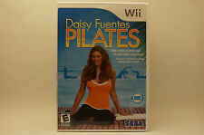 Daisy Fuentes Pilates (Nintendo Wii, 2009)