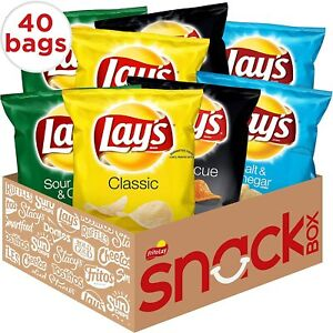 Lay-039-s-Potato-Chip-Variety-Pack-1oz-40-Count