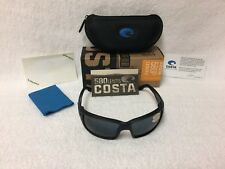 5eca3046fc item 1 NEW Costa Del Mar Permit Polarized Sunglasses Blackout Gray 580P PT  01 OGP 580 -NEW Costa Del Mar Permit Polarized Sunglasses Blackout Gray 580P  PT ...
