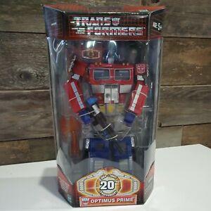 Transformers Masterpiece -  20th Anniversary Optimus Prime - Hasbro - MISB