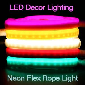 RGB-Flex-LED-Neon-Rope-Lighting-5M-Holiday-Party-Valentine-Decor-Strip-220V-240V