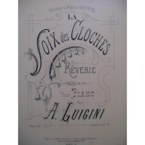 Luigini-Alexandre-Stimme-der-Glocken-Piano-ca1883-Partitur-Sheet-Music-Score
