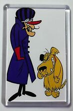 DICK DASTARDLY AND MUTLEY FRIDGE MAGNET-  RETRO 1-FREE POSTAGE