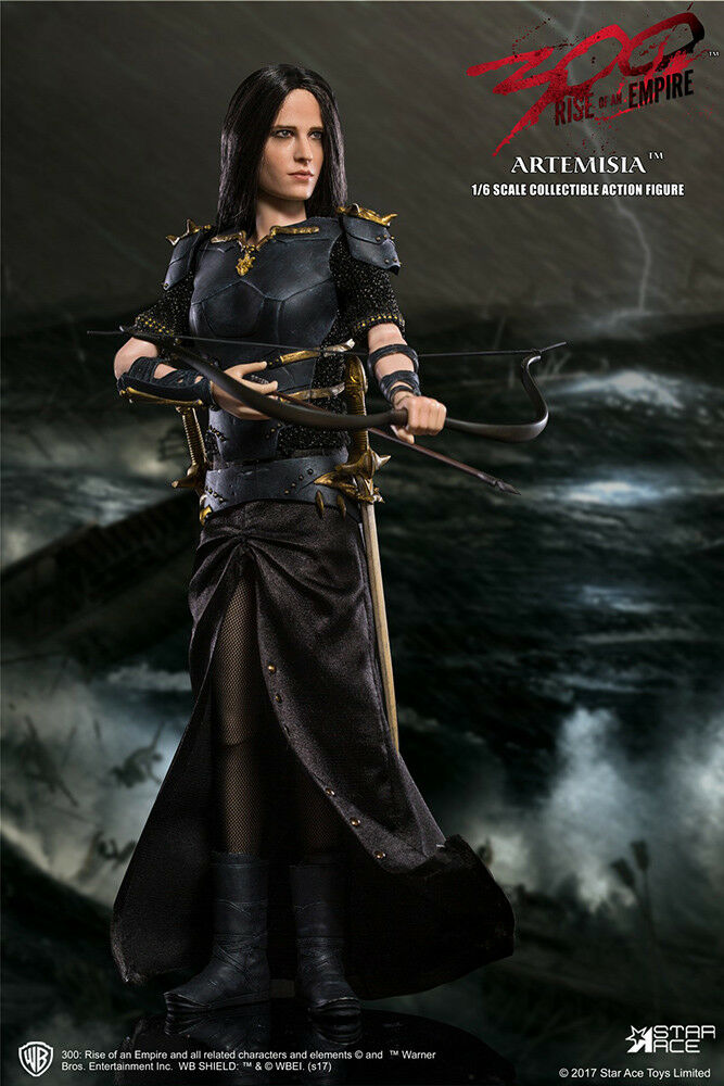 300 Rise Of The Empire 1/6 Artemisia Action Figure STAR ACE
