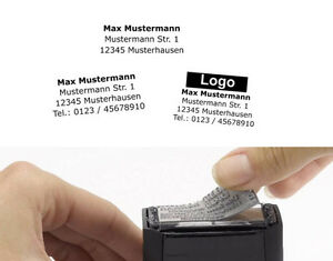 SELLO-Placa-Texto-Para-Colop-Printer-10-20-30-40-50-60