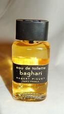 ROBERT PIGUET - BAGHARI - 7,5 ml EDT *** PARFUM-MINIATUR incl Geschenkbeutel ***