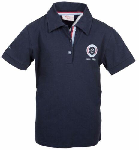 Poloshirt Covalliero Sunny für Kinder Baumwolle Elasthan