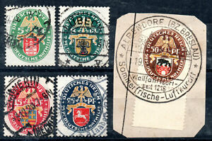 German-Reich-Weimar-Republic-1924-1932-used-888