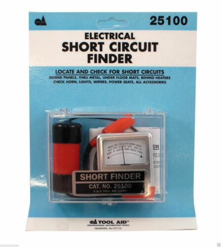 S/&G Tool Aid 25100 Short Tester