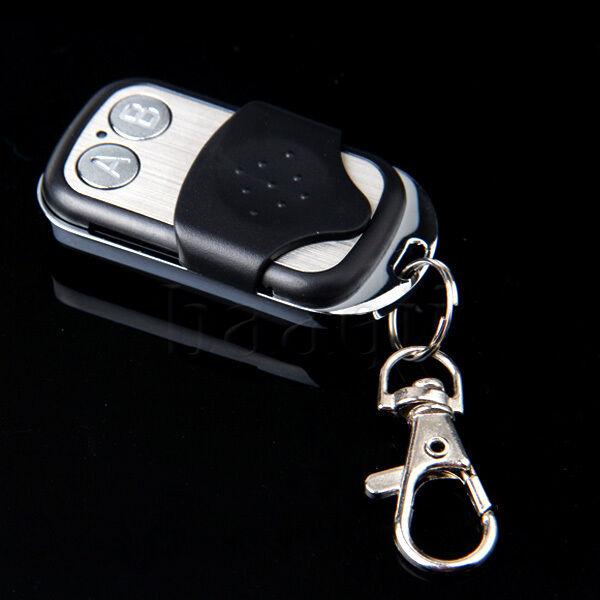 2 Channel 315/433 MHZ Wireless RF Remote Control Controller f Car Alarm Door MA