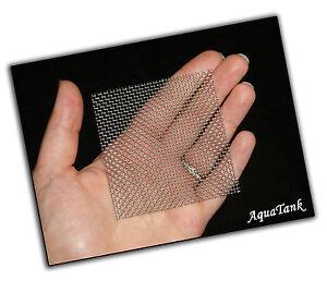 2-pads-7cm-x-7cm-Aquarium-Fish-Tank-Plants-Moss-Stainless-Steel-Wire-Mesh