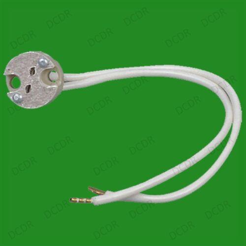 Halogène LED Ampoule Lampe titulaire montage de base X 25 videoprojecteur Gu5.3 Céramique Sockets
