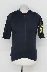RAPHA-Men-039-s-Navy-Blue-Pro-Team-Aero-Short-Sleeve-Cycling-Jersey-Size-XXL-NEW