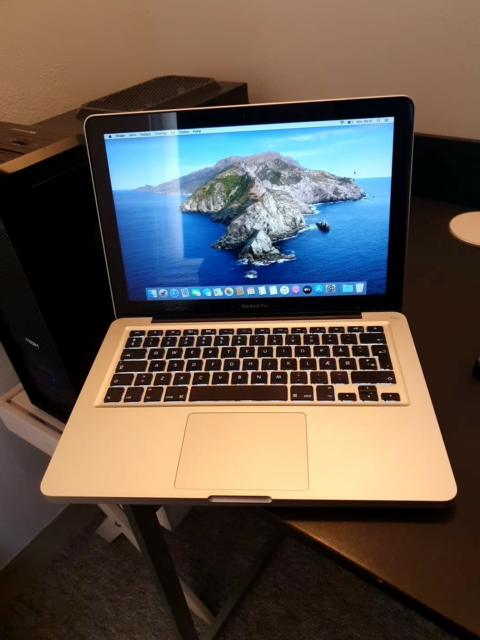 MacBook Pro, 2012, 2,5 GHz, 8 GB ram, 500 GB harddisk, God,…