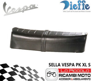 Details About Saddle Long Seat Two Seater Vespa Pk 50 S Xl Rush Frame Iron And Lock