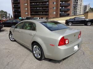 2011 Chevrolet Malibu Great on Gas