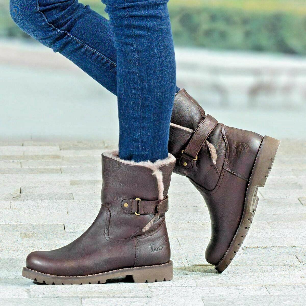 per il commercio all'ingrosso Pnanama Jack Leather stivali stivali stivali Dimensione 41  economico online