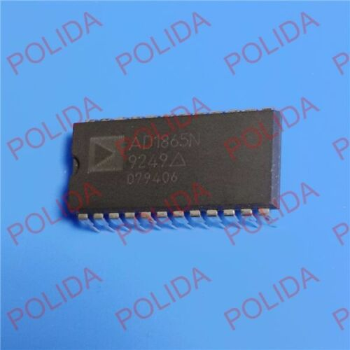 1PCS Audio DAC IC ANALOG DEVICES DIP-24 AD1865N AD1865NZ 100/% Genuine and New