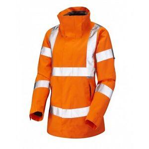 Breathable Class Leo Rosemoor Ladies Orange Jacket Go 3 Workwear rt wqCEqU8