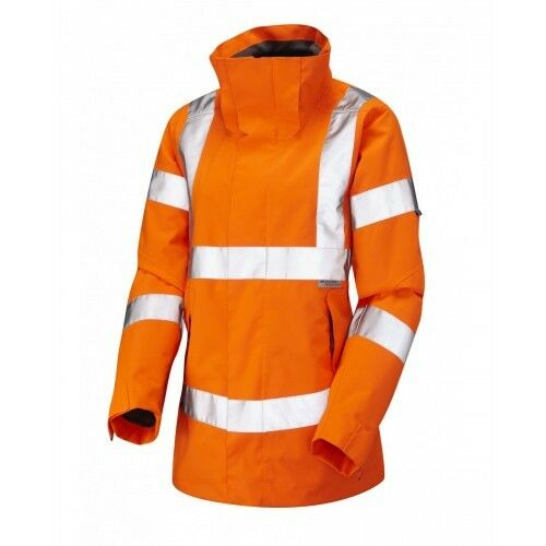 Leo Workwear rosemoor CLASSE 3 GO//RT Arancione Donna Giacca Traspirante