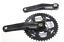 Shimano-Alivio-FC-M430-Crankset-Crank-crankset-9-speed-Square-Black-22-32-44T miniature 2