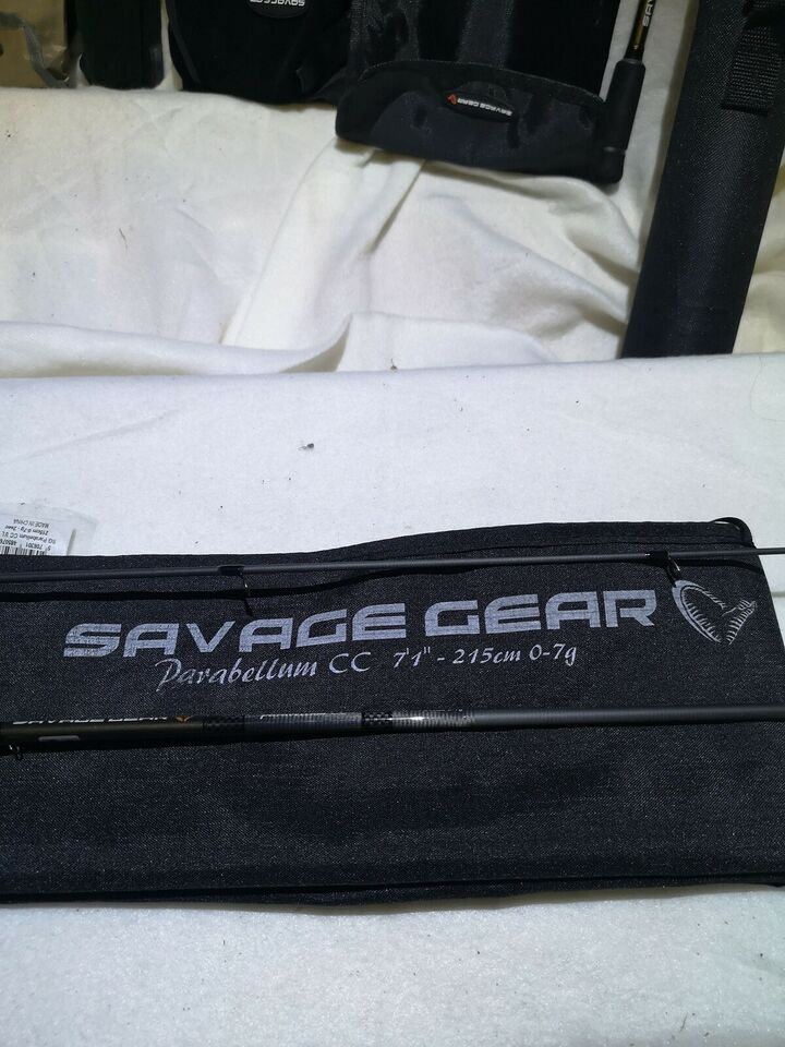 Fiskestang, Savage Gear