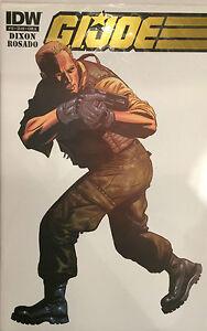 GI Joe (Vol 2) #13 NM- 1st Print Free UK P&P IDW Comics