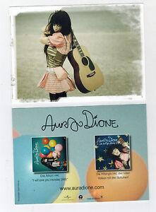 AURA DIONE - Promo Flyer Neu Postkartengröße - <span itemprop='availableAtOrFrom'>Böblingen, Deutschland</span> - AURA DIONE - Promo Flyer Neu Postkartengröße - Böblingen, Deutschland