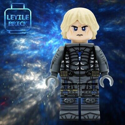 ⎡LEYILE BRICK⎦Custom Blacksmith Lego minifigure