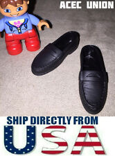 "1/6 Michael Jackson Moonwalk Dancing Shoes For 12"" Male Figure - U.S.A. SELLER"