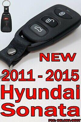 OSLOKA-950T Car Key Fob Keyless Entry Remote fits 2011-2015 Hyundai Sonata Set of 2