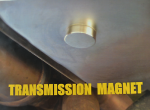 Nickel Neodymium Disc Magnets for Oil Filters Transmissions and Differentials