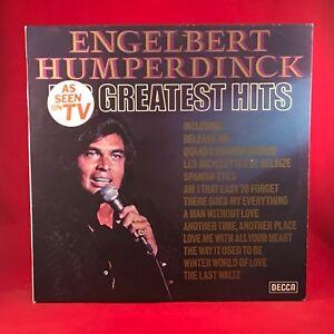ENGELBERT-HUMPERDINCK-His-Greatest-Hits-1971-UK-Vinyl-LP-EXCELLENT-CONDITION