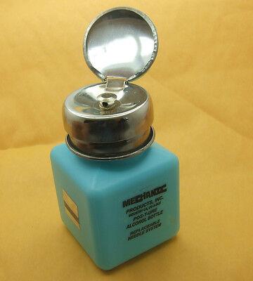 1PCS Blue Clean 100ML Anti Static Liquid Plastic Alcohol Bottle Soldering Iron