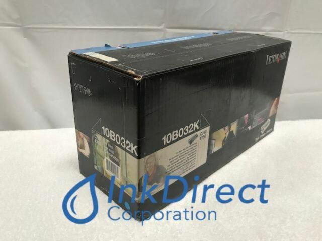 Genuine Lexmark 10B032K  Print Cartridge Black C750 X750C