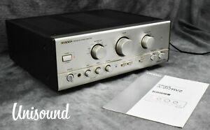 Onkyo-Integra-a-917rv2-Integrierte-Stereo-Verstaerker-in-sehr-gutem-Zustand