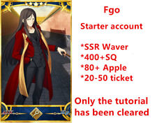 Details about [JP] Fate Grand Order FGO SSR BB Swimsuit +200 300 SQ starter account