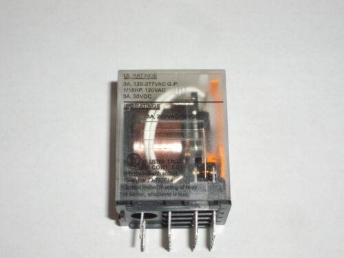 MAGNECRAFT 792XDX3C-240A 4PDT 240VAC RELAY FOR HEATHKIT SB-100 SB-101 KH-4076-1