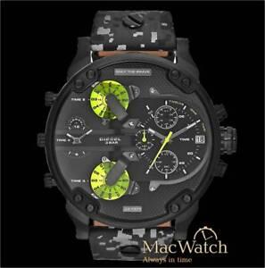 Diesel-Herren-Uhr-DZ7311-Mr-Daddy-2-0-57mm-NEU-OVP