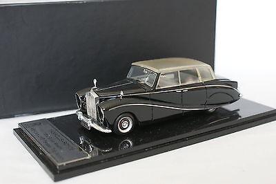 Kit Monté PT model 1/43 - Rolls Royce Silver Wraith 1956 4.9L