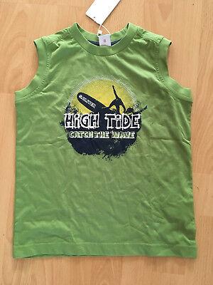 % Fantastico T-shirt Tank Top Di S. Oliver Tg 116/122 Nuovo Con Etichetta%-mostra Il Titolo Originale