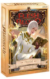 Monarch: Prism Blitz Deck FAB - Monarch