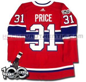 20093f22 Image is loading CAREY-PRICE-MONTREAL-CANADIENS-HOME-AUTHENTIC-PRO-ADIDAS-