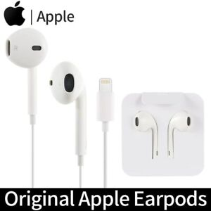 OEM Apple iPhone 7 EarPods/Earbuds with lightning connector open box