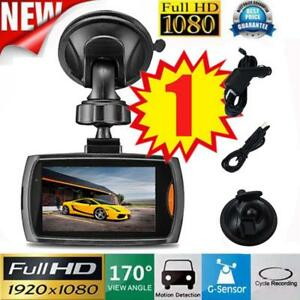 Auto 1080P 5.6cm Full HD DVR Fahrzeug Kamera Dashcam Video G-Sensor Nachtsicht