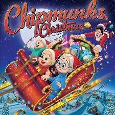 Chipmunks Christmas by Alvin & the Chipmunks (CD, Oct-2012, Capitol) NEW