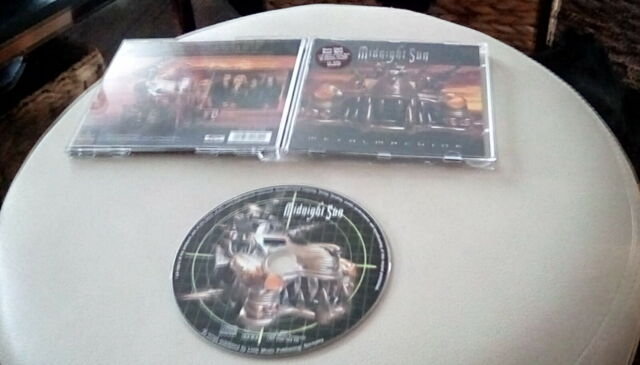 Midnight  Sun    metalmachine      CD