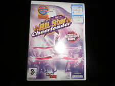 nintendo wii - all star cheerleader - 100%