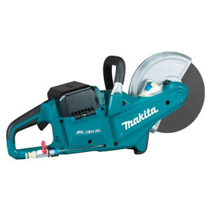 """Makita DCE090ZX1 36V 18V X 2 230mm 9"""" Cordless Brushless Disc Cutter Body Only"""