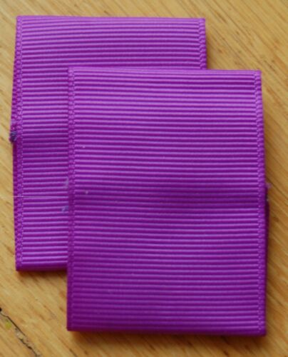 SET OF 10 PAIRS CUB BOY SCOUT UNIFORM SHOULDER LOOPS RED NAVY LOT OF 10